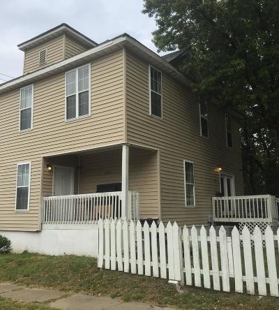 Joplin Multi Family Home For Sale: 409 West 3rd Street