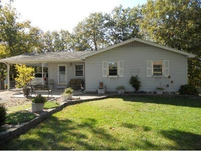 Branson West, Reeds Spring Single Family Home For Sale: 333 Craig Street