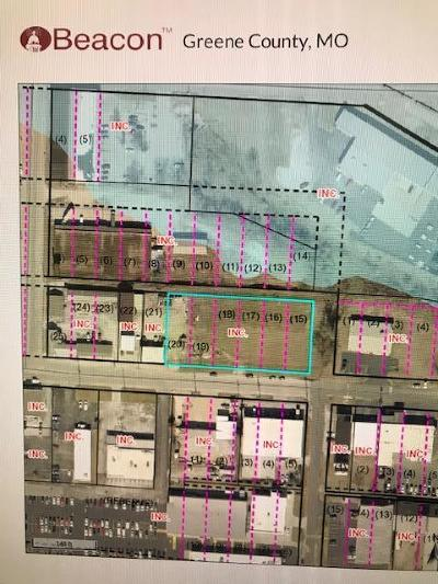 Springfield Residential Lots & Land For Sale: 1855 East St Louis Street