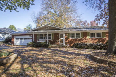 Springfield Single Family Home For Sale: 3064 South Greenbriar Avenue