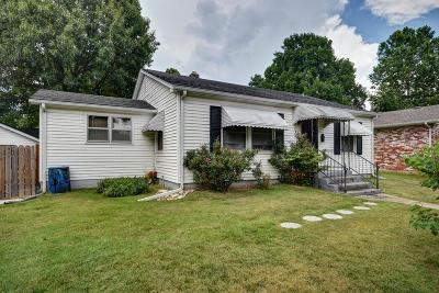 Mt Vernon Single Family Home For Sale: 545 East Cherry Street