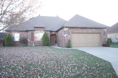 Ozark Single Family Home For Sale: 614 East Falls Circle