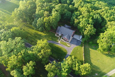 Christian County Single Family Home For Sale: 700 Center Road