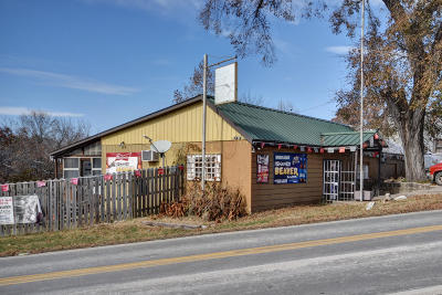 Dade County Commercial For Sale: 117 South Main Street