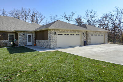 Branson West MO Single Family Home For Sale: $248,700