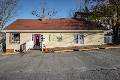 Taney County Commercial For Sale: 224 West Main Street