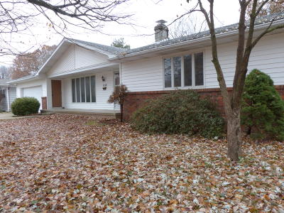 Springfield Single Family Home For Sale: 1140 South Plaza Avenue