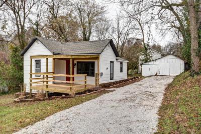 Ozark MO Single Family Home For Sale: $75,000