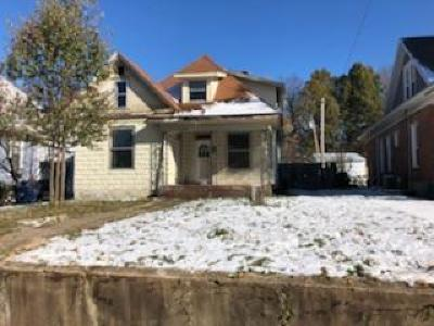 Springfield Single Family Home For Sale: 2026 North Franklin Avenue