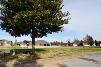 Nixa Residential Lots & Land For Sale: 607 East Selby Drive