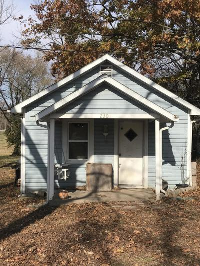 Saint Clair County Single Family Home For Sale: 230 Boundary Street