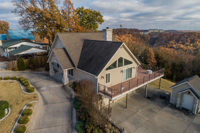 Branson Single Family Home For Sale: 440 Compton Ridge Road