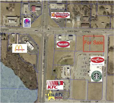 Commercial For Sale: 3316 West Chestnut Expressway