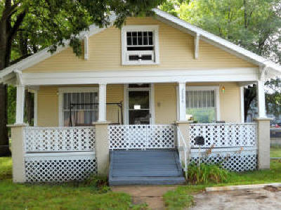 Springfield Single Family Home For Sale: 2006 West College Street