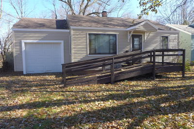 Springfield MO Single Family Home For Sale: $54,900