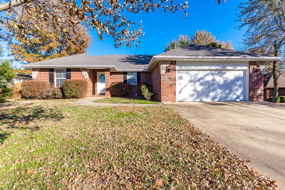 Nixa Single Family Home For Sale: 146 South Carlisle Drive