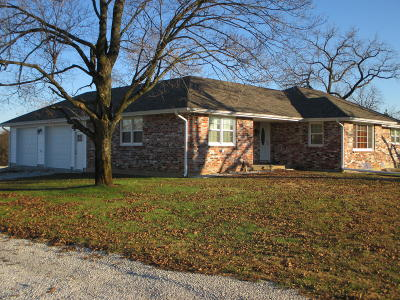 Bolivar Single Family Home For Sale: 944 B Highway