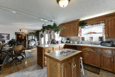 Hollister Single Family Home For Sale: 8669 Historic Highway 165