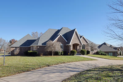 Springfield Single Family Home For Sale: 718 South Mumford Circle