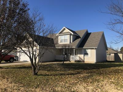 Monett Single Family Home For Sale: 108 Prairie Lane
