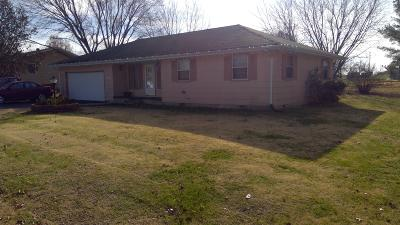 Dallas County Single Family Home For Sale: 1624 West Commercial Street