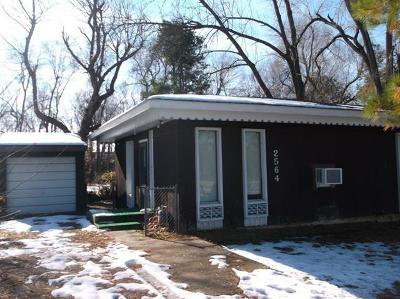 Springfield MO Single Family Home For Sale: $42,500