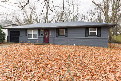 Springfield MO Single Family Home For Sale: $95,000