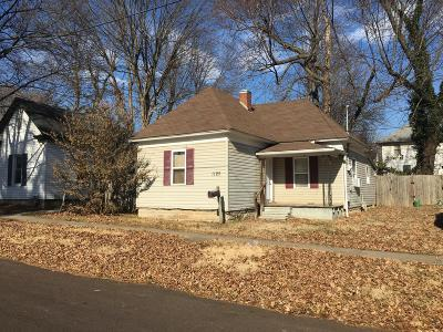 Springfield MO Single Family Home For Sale: $58,900