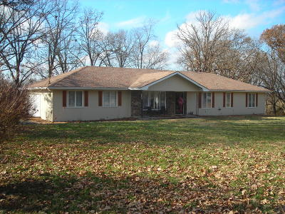 Cassville Single Family Home For Sale: 9884 Old Exeter Road