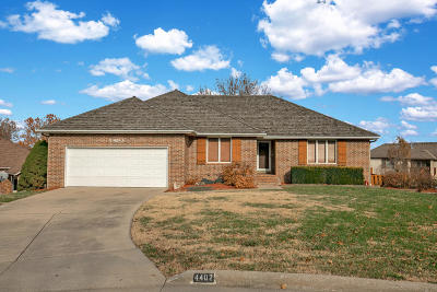 Nixa Single Family Home For Sale: 4402 Congressional Circle