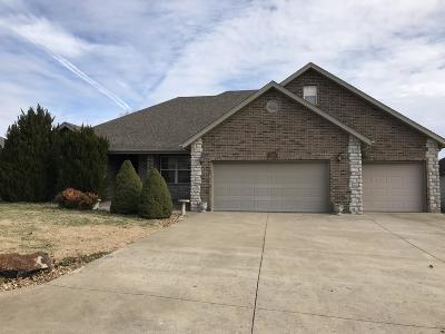 Springfield MO Single Family Home For Sale: $249,000