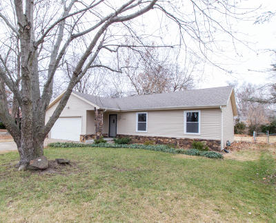 Springfield MO Single Family Home For Sale: $118,000