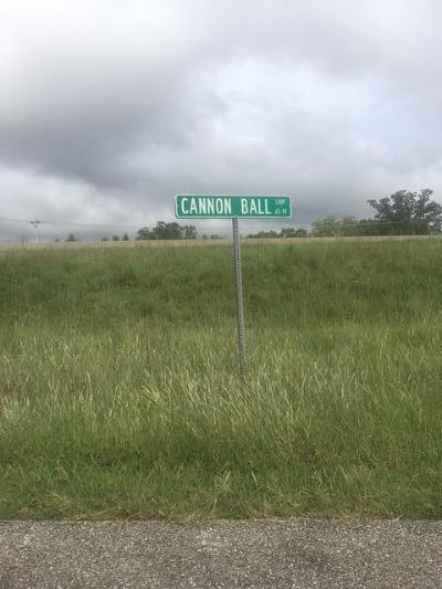 Branson  Residential Lots & Land For Sale: Tbd Cannon Ball