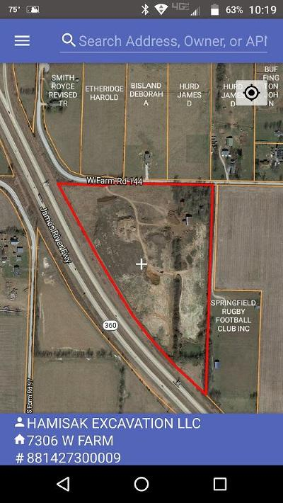 Springfield Residential Lots & Land For Sale: 7306 West Farm Rd 144