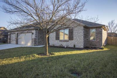 Nixa MO Single Family Home For Sale: $229,900