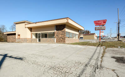 Commercial For Sale: 337 East Kearney Street