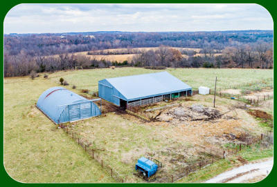 Bolivar Farm For Sale: Tbd South 165th Road