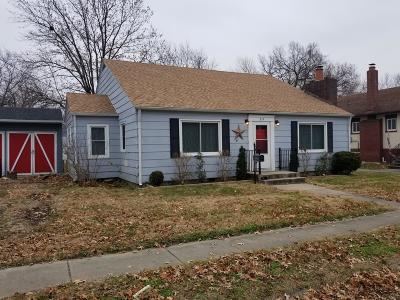 Nevada Single Family Home For Sale: 319 South Ash Street