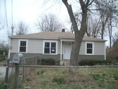 Springfield MO Single Family Home For Sale: $97,375