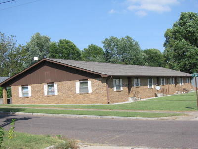 Monett Multi Family Home For Sale: 603 2nd Street