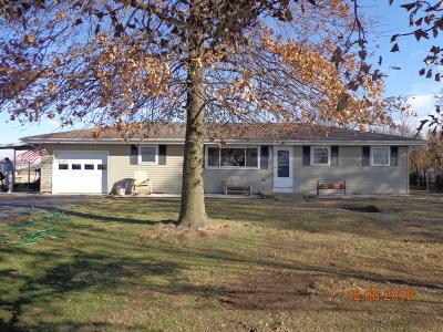 Bolivar Single Family Home For Sale: 1404 South Lillian Avenue