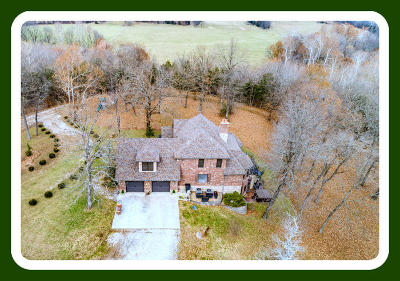 Single Family Home For Sale: Tbd South 160th Road