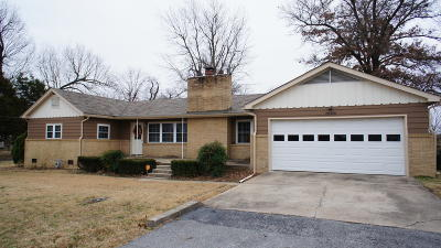 Joplin Single Family Home For Sale: 25308 Demott Drive/Highway 171