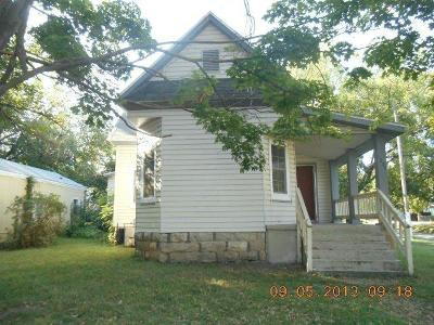 Springfield MO Single Family Home For Sale: $77,758