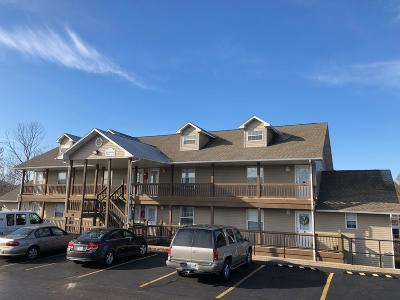 Fall Creek Condos, Fall Creek Log Cabin Estates, Fall Creek Resort, Fall Creek RV Estates Condo/Townhouse For Sale: 40 Scenic Court #11