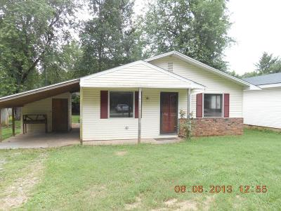 Springfield MO Single Family Home For Sale: $88,398