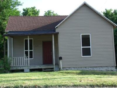 Springfield MO Single Family Home For Sale: $50,168