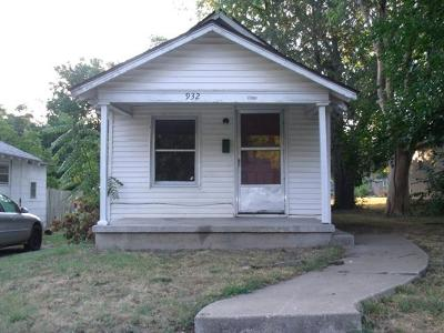 Springfield MO Single Family Home For Sale: $74,900