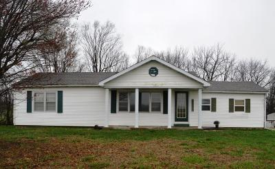 Bolivar Single Family Home For Sale: 848 Hwy 32