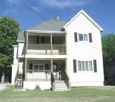 Springfield Multi Family Home For Sale: 645 South Grant Avenue